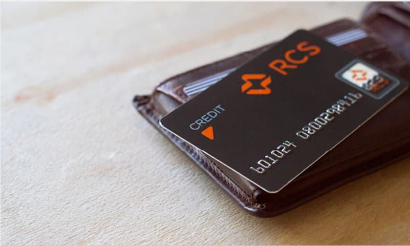 Apply For An Rcs Store Card Online Rcs