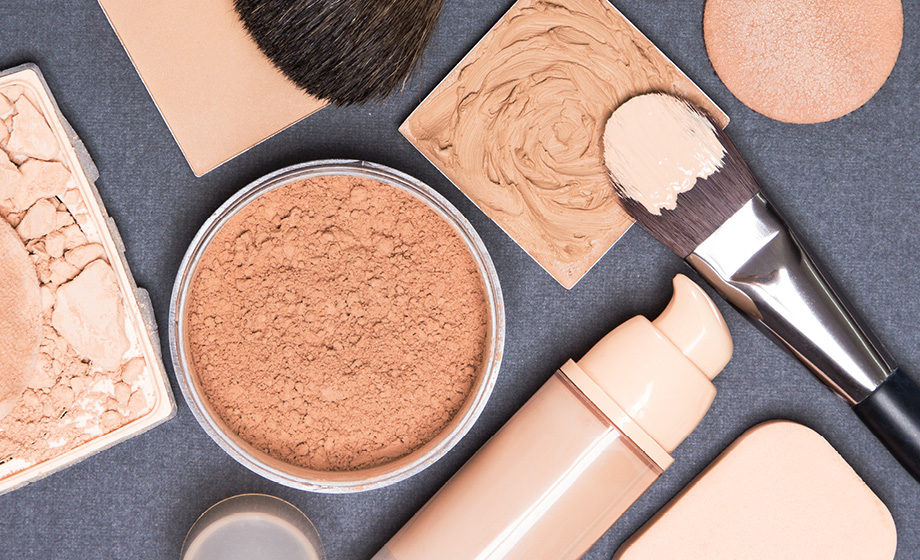 How to choose the correct base colour for your skin tone