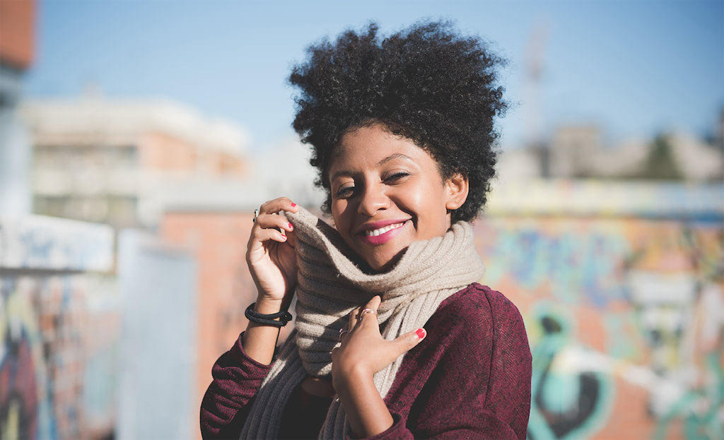 How to go natural with your hair (and still look great)