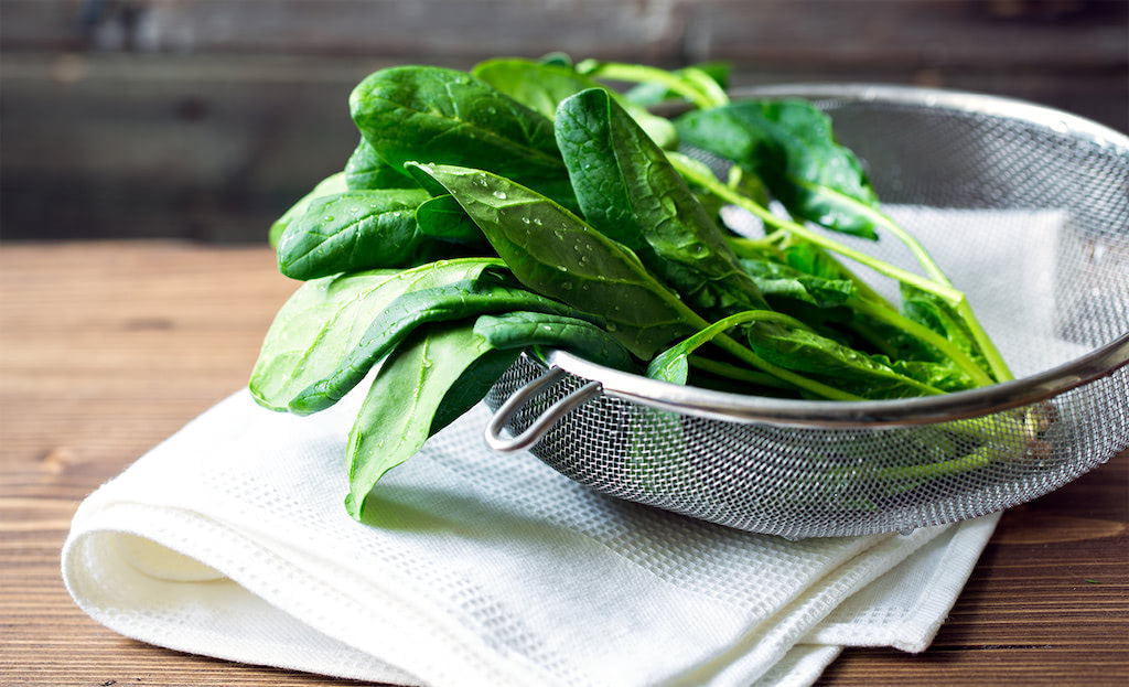 Why your mealtimes need spinach