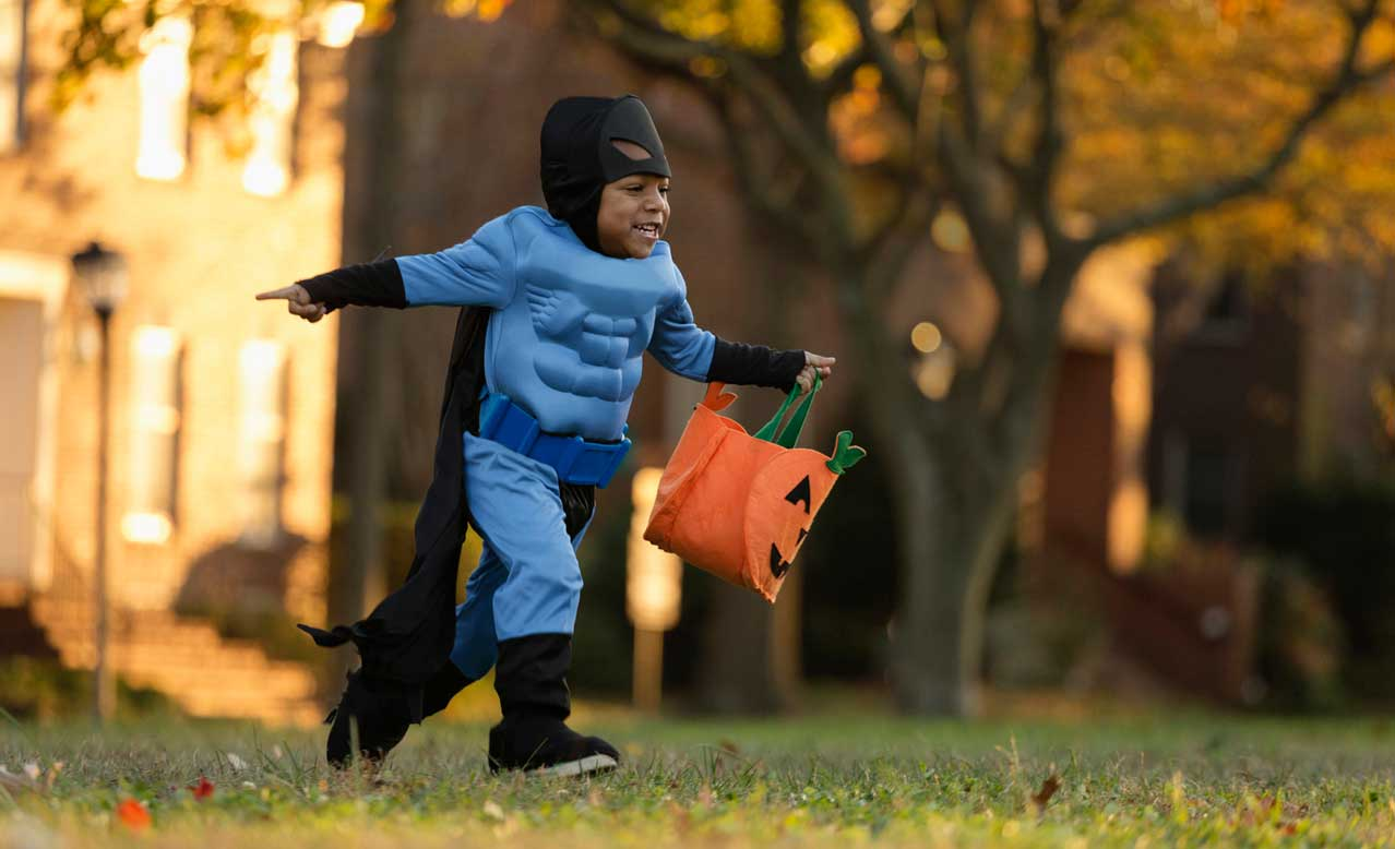 Halloween costume ideas (for kids)