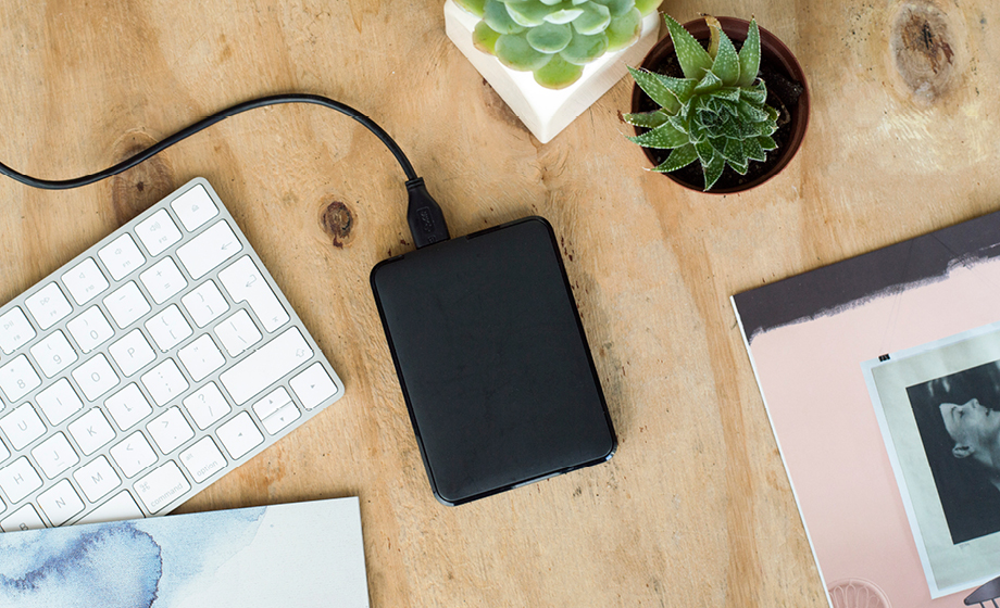 What to look for in an external hard drive