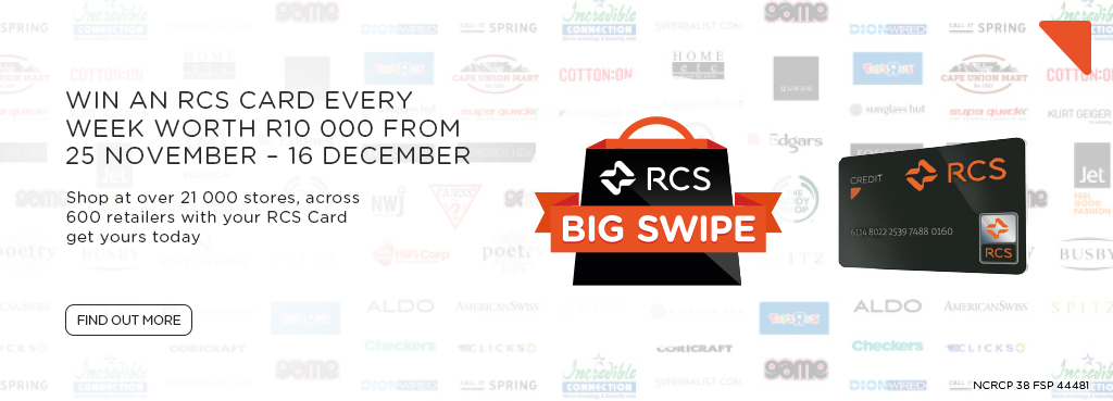 RCS Big Swipe Promotion