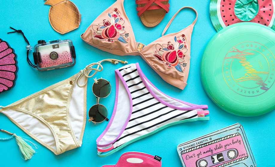 6 hot swimsuits to take on summer