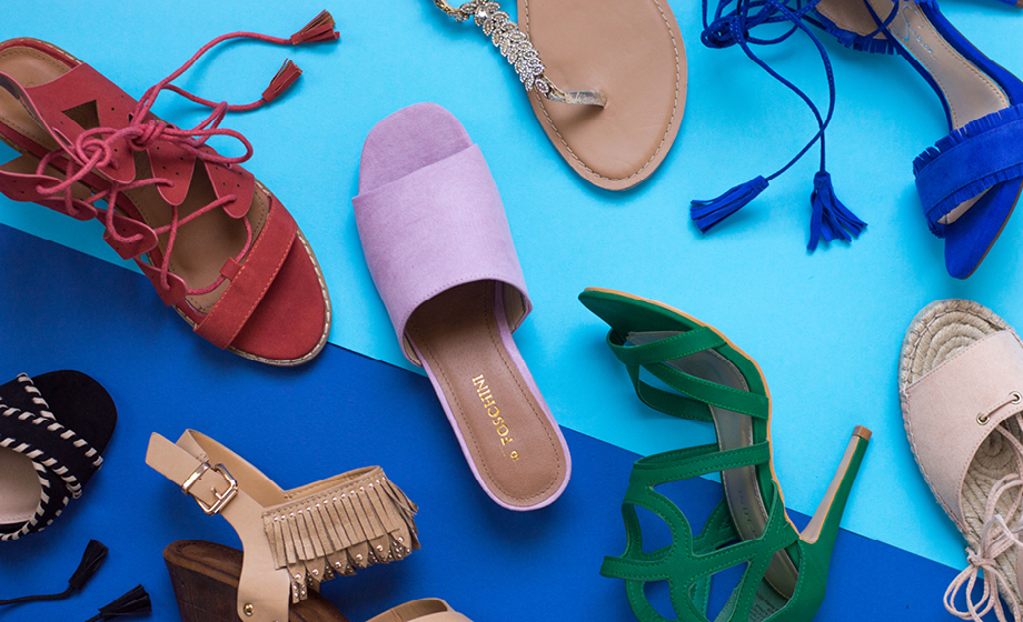 10 sizzling summer sandals