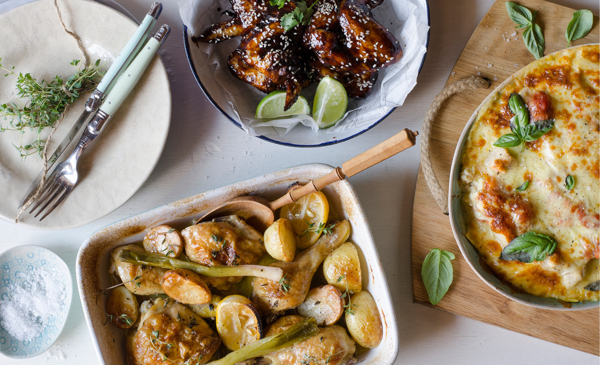 Three chicken recipes to try, and love