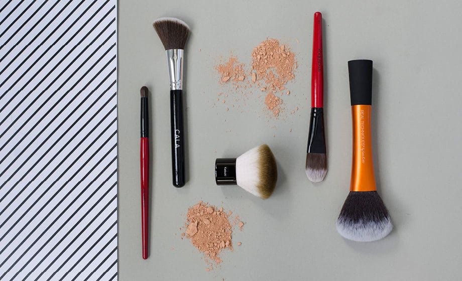 The essential guide to makeup brushes