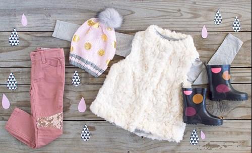 Cute Winter Wear For Your Kids