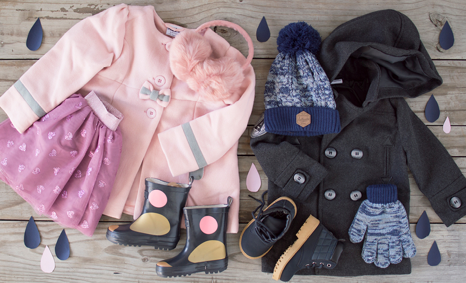 Cute winter wear for your kids