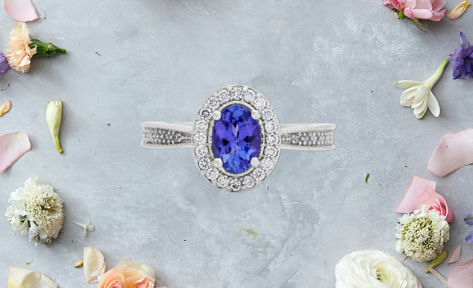 Six gorgeous engagement ring trends