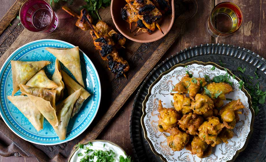 Foodie trend: Easy Indian tapas