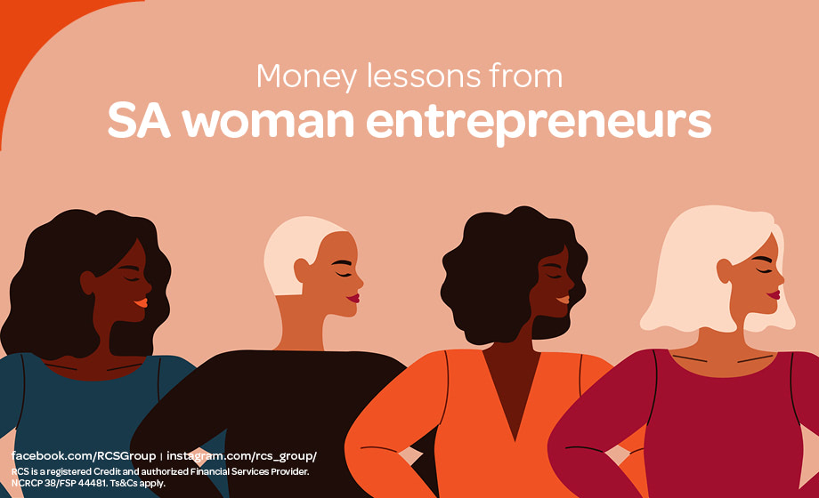 Money lessons from SA woman entrepreneurs