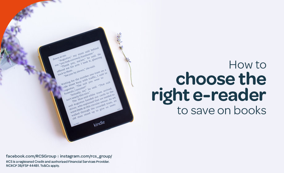 How to choose the right e-reader to save on books