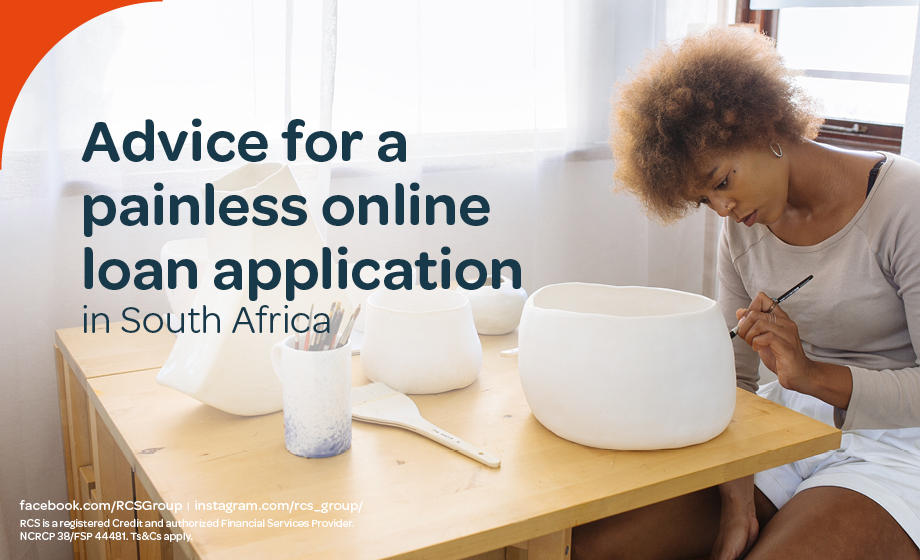 Advice For A Painless Online Loan Application in South Africa