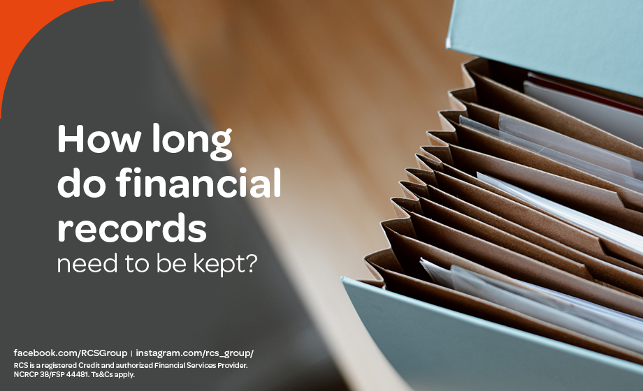 How Long to Keep Financial Records?
