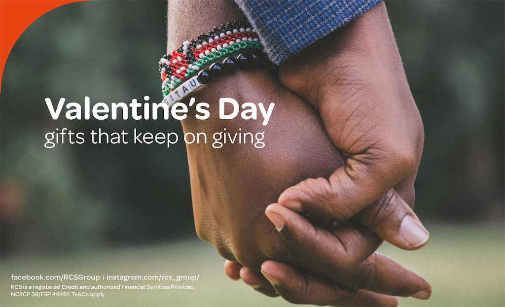 Financial Wellness Gift Ideas for Valentine's Day | RCS South Africa