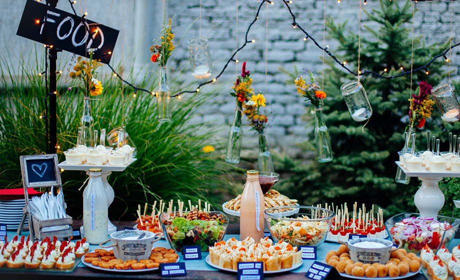 Unusual Wedding Food Ideas Surprise Your Guests