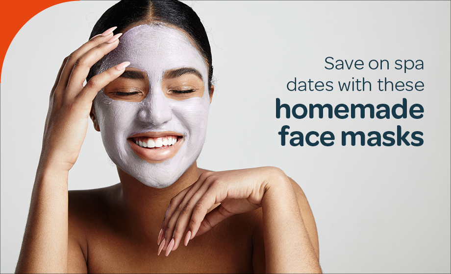 Store Card: Save on spa dates with these homemade face masks