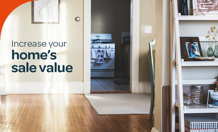 5 renovations to increase your home's sale value