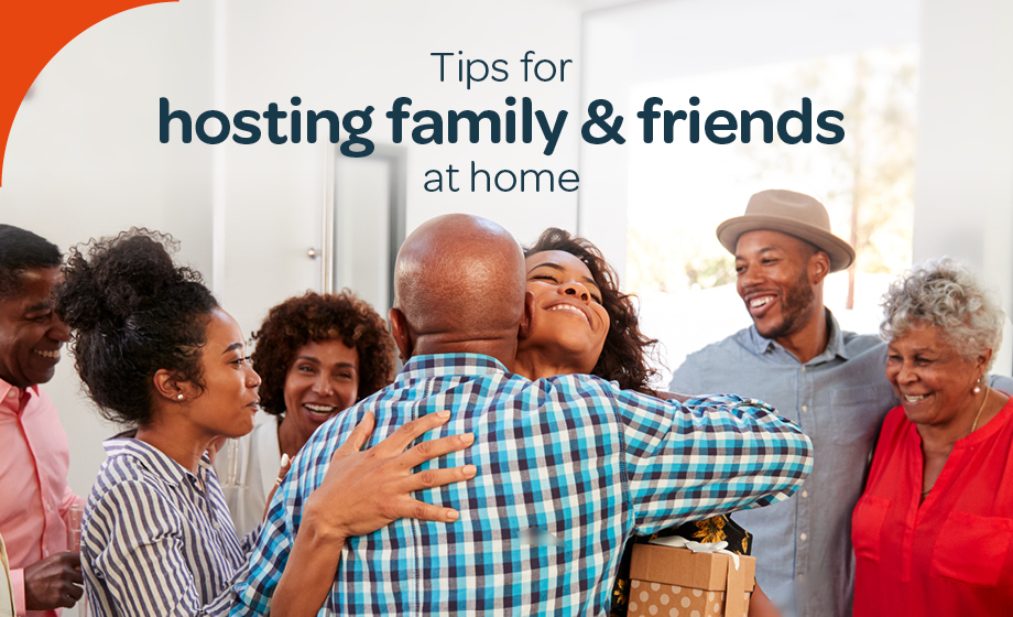 Budget-friendly tips for hosting family in your home this festive season