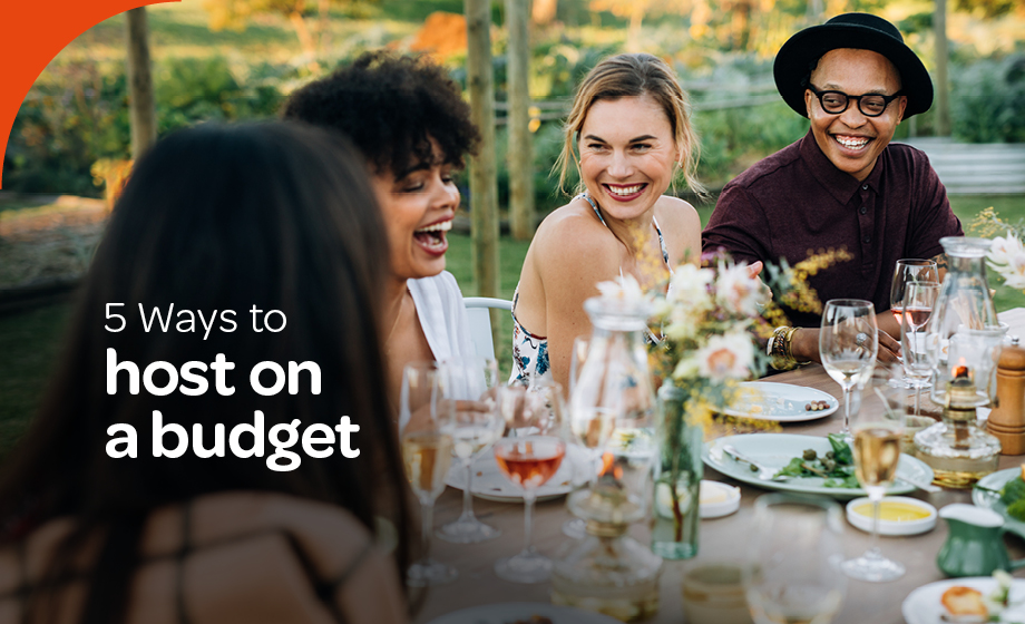 Tips to host a festive season lunch or dinner affordably