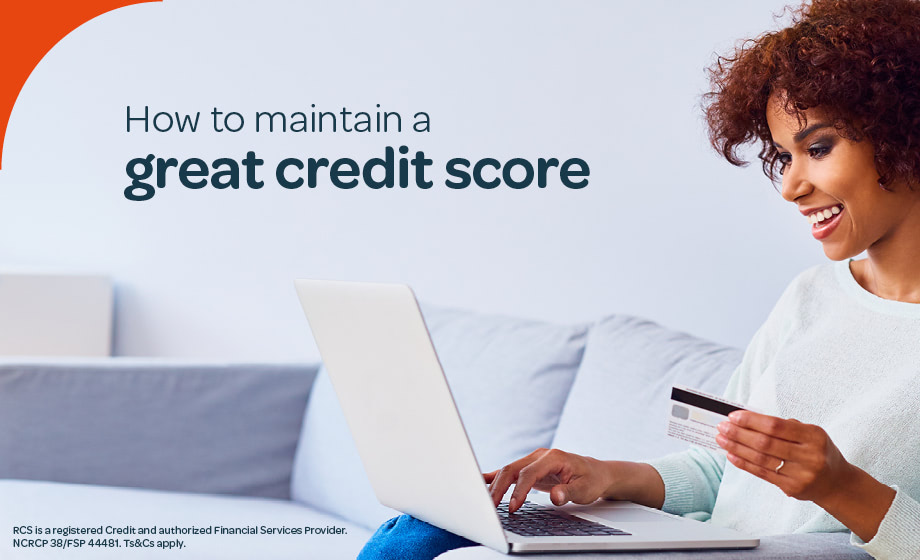 How to maintain a great credit score