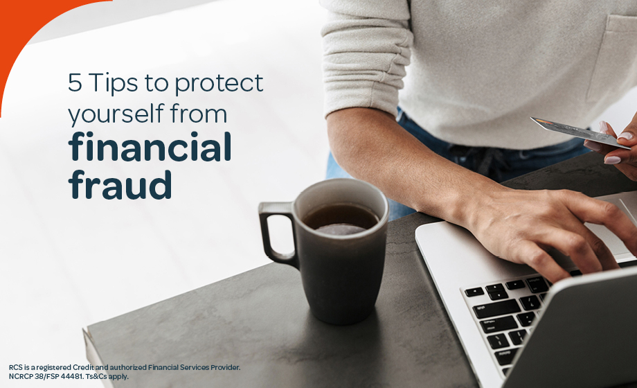 5 Tips to protect yourself from financial fraud