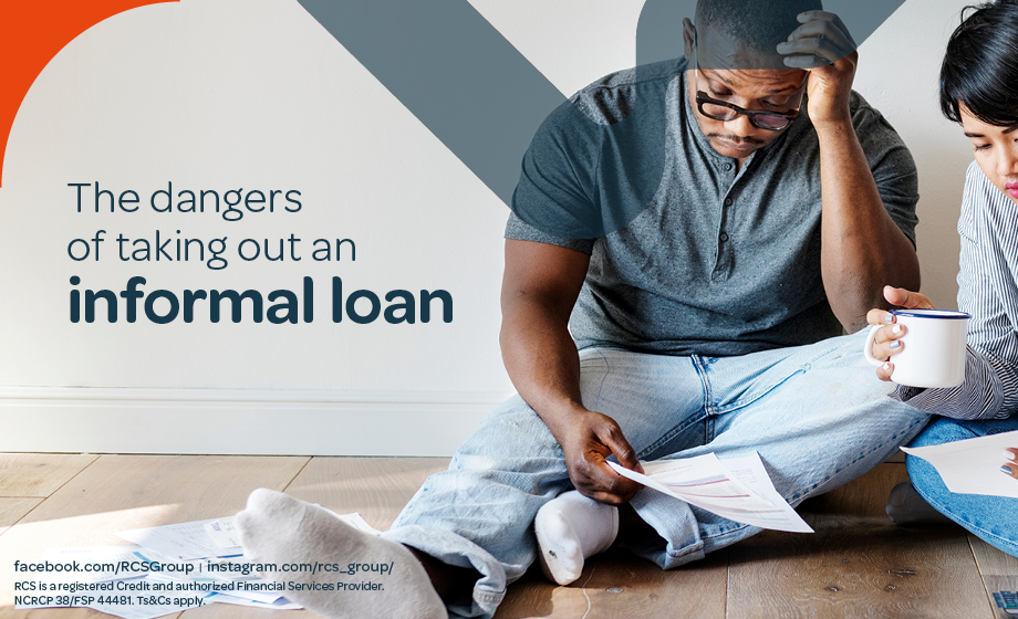 The dangers of taking out an informal loan
